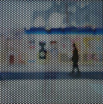 Anthony Hernandez, Screened Pictures #19, à la Biennale de Venise