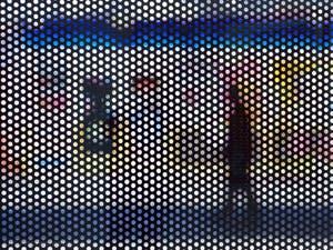 Anthony Hernandez, Screened Pictures #19, détail, à la Biennale de Venise