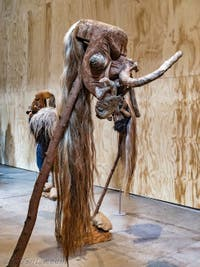 Cameron Jamie, Smiling Disease, à la Biennale d'Art de Venise