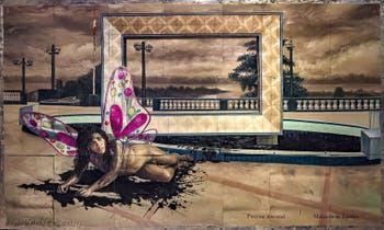 Christian Bendayan, Animal Power, Malecon de Iquitos, pavillon du Pérou à la Biennale de Venise