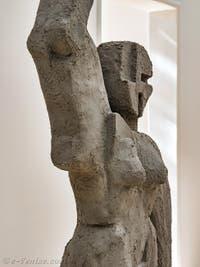 Djordje Ozbolt, Gang of Five I, détail, Pavillon de la Serbie, Biennale d'Art de Venise