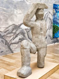 Djordje Ozbolt, Gang of Five II, pavillon Serbe à la Biennale de Venise 2019