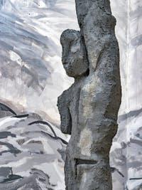 Djordje Ozbolt, Gang of Five III, au pavillon Serbe à la Biennale d'Art de Venise