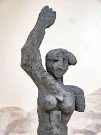 Djordje Ozbolt, Gang of Five IV, détail, Pavillon Serbie à la Biennale d'Art de Venise