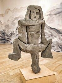 Djordje Ozbolt, Gang of Five V, Pavillon de la Serbie à la Biennale d'Art de Venise