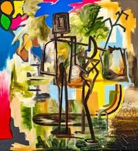 Djordje Ozbolt, Like a Walk in the Park, pavillon de la Serbie à la Biennale d'Art de Venise