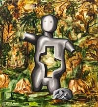 Djordje Ozbolt, Loss, Pavillon Serbe à la Biennale d'Art de Venise