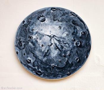 Djordje Ozbolt, Moon, Pavillon Serbie Biennale d'Art de Venise