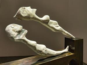 Enrico David, Fortress Shadow, pavillon de l'Italie à la Biennale d'Art de Venise