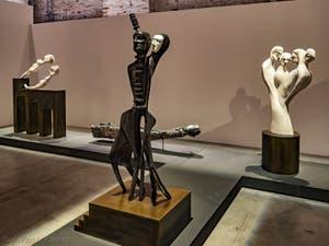 Enrico David, Tutto il resto Spegnere II, pavillon de l'Italie à la Biennale d'Art de Venise