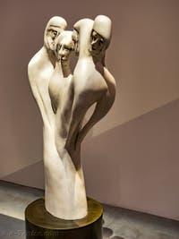 Enrico David, Racket II, pavillon de l'Italie à la Biennale d'Art de Venise