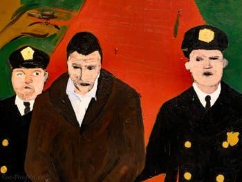 Henry Taylor, Another Wrong, Biennale d'Art de Venise