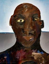 Henry Taylor, I Became..., Biennale d'Art de Venise
