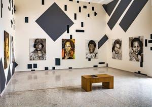Iris Kensmil,The New Utopia Begins Here #1, pavillon des Pays-Bas à la Biennale d'Art de Venise