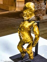 Jean Luc Moulène, BéBU, à la Biennale d'Art de Venise