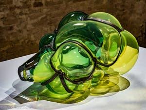 Jean Luc Moulène, Cage à Souffle, à la Biennale d'Art de Venise