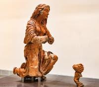 Jean Luc Moulène, Donatrice, à la Biennale d'Art de Venise