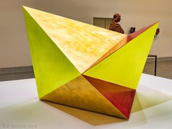 Jean Luc Moulène, Etude pour Cathédrale (1) Paris, à la Biennale d'Art de Venise