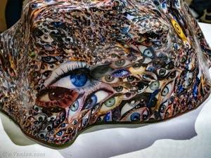 Jean Luc Moulène, Pale Blue Eyes, à la Biennale d'Art de Venise