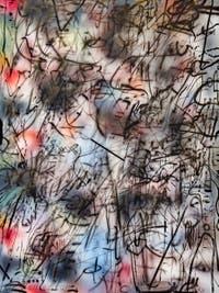 Julie Mehretu, Mumbaphilia, à la Biennale d'Art de Venise