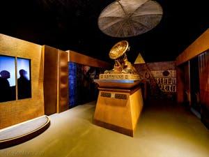 Le sanctuaire du Sphinx Khnum Parabole au Pavillon égyptien de la Biennale d'Art de Venise 2019