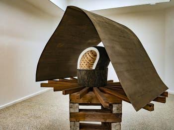 Martin Puryear, Cloister-Redoubt or Cloistered Doubt?, Biennale Art Venise 2019 Pavillon États-Unis
