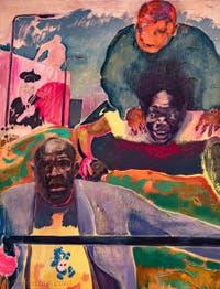 Michael Armitage, Mkokoteni, Biennale d'Art de Venise 2019