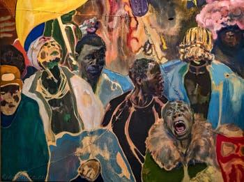 Michael Armitage, Pathos and the Twilight of the Idle, Biennale d'Art de Venise
