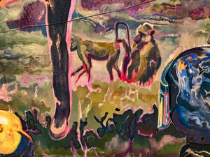 Michael Armitage, The Accomplice, Biennale d'Art de Venise