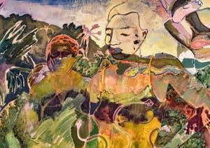 Michael Armitage, The Paradise Edict, à la Biennale de Venise