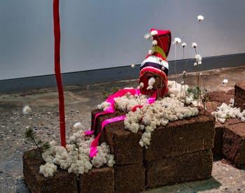 Outi Piesky, Forewalkers, A Greater Miracle of Perception, Pavillon de la Finlande à la Biennale d'Art de Venise 2019