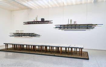 Remy Jungerman, Kabra Tafra, au pavillon des Pays-Bas à la Biennale d'Art de Venise