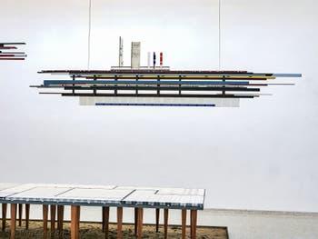 Remy Jungerman, Horizontal Obeah Geengesitonu, au pavillon des Pays-Bas à la Biennale d'Art de Venise
