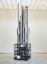 Remy Jungerman, Promise IV, au pavillon des Pays-Bas à la Biennale d'Art de Venise