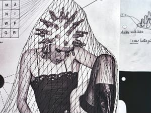 Renate Bertlmann, Discordo Ergo Sum, au pavillon de l'Autriche à la Biennale d'Art de Venise