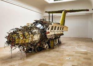 Roman Stanczak, Flight, au Pavillon de la Pologne à la Biennale d'Art de Venise