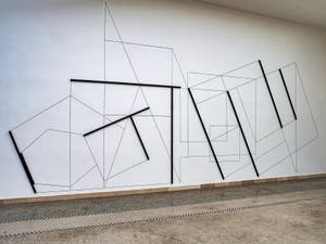 Stanislav Kolíbal, Three Ways, République Tchèque, Biennale d'Art de Venise 2019