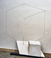Stanislav Kolíbal, Two Positions of the Cube, République Tchèque, Biennale d'Art de Venise 2019