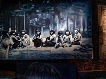 Voluspa Jarpa, Altered Views, Galerie des Portraits Subalternes, pavillon du Chili à la Biennale d'Art de Venise