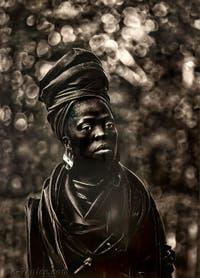 Zanele Muholi, Basizeni XI, Cassilhaus, North Carolina, à la Biennale d'Art de Venise