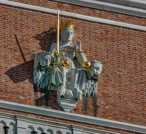 Le Campanile de Saint-Marc à Venise