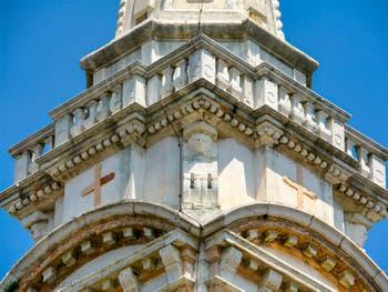 Le Campanile de Santa Maria Formosa à Venise