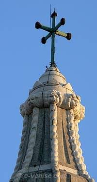 Campanile de Santa Maria Formosa, meringues ou cierge ?