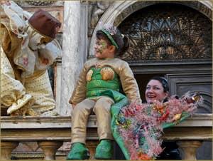 Le Carnaval de Venise des enfants