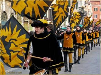 Carnaval de Venise - Marie de Tola