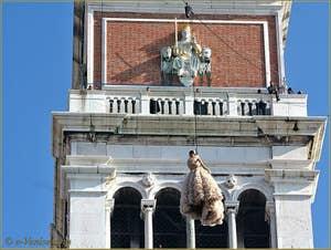 Carnaval de Venise - La Fête des Maries et le vol de l'Ange à Saint-Marc