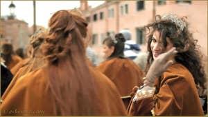 La fête des Maries au Carnaval de Venise