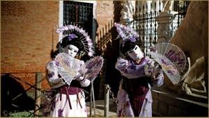 Les Masques et Costumes du Carnaval de Venise - Album 6