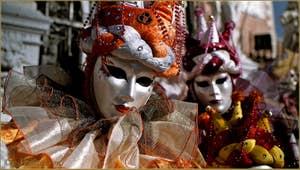 Album Carnaval de Venise - 6 février