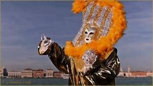 Album Carnaval de Venise - 7 février